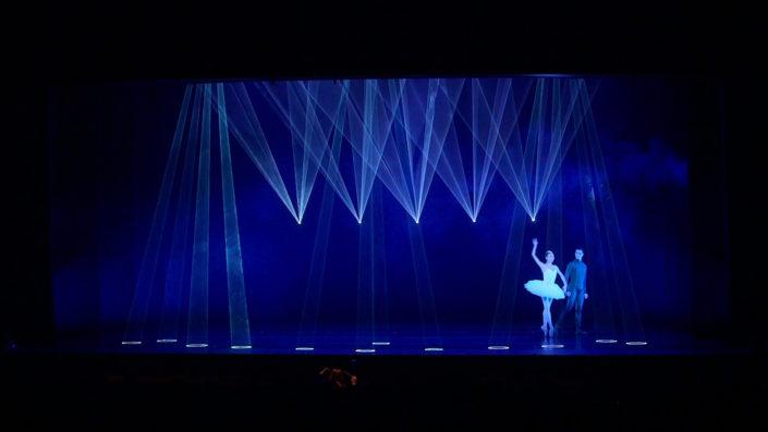 swan lake louisville ballet laser forrest